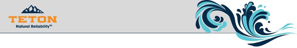 Teton Dynamics Logo and header image